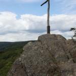 Gipfelkreuz, Teufelsley, Altenahr